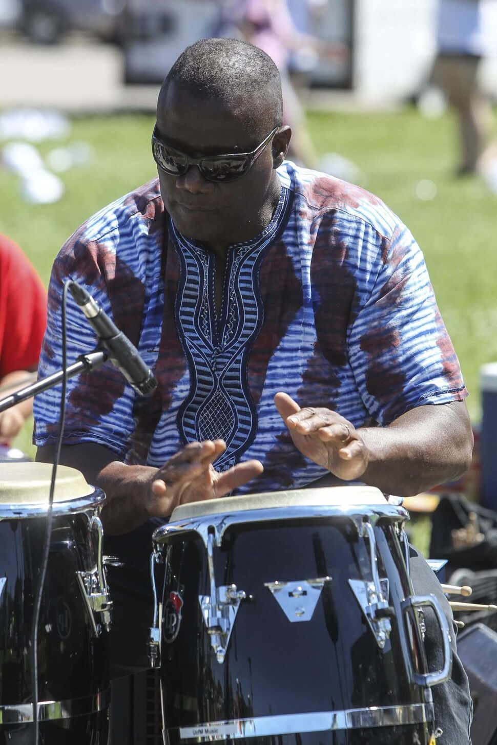 Steve Kirby, seen here performing with the band Jazz on Wheels in 2015 in Winnipeg, has been hired by the Berklee College of Music. (MIKE DEAL / WINNIPEG FREE PRESS FILES)