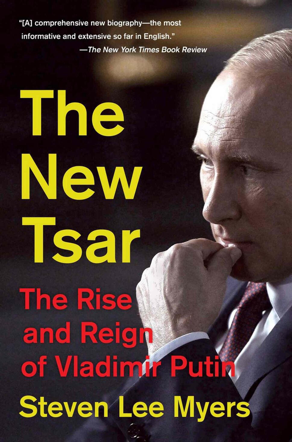 "<h3>The New Tsar: The Rise and Reign of Vladimir Putin </h3> <br/> By Steven Lee Myers <br/> <strong>Here is the book that details everything Donald Trump should know about Vladimir Putin but couldn't be bothered to ask. Written by what Trump would deem an ""elite"" journalist with the ""failing"" New York Times, this is the most insightful, comprehensive and compelling biography of Russia's ruthless boss available. It is a must-read for anyone who seriously wants to understand how Putin has utterly corrupted Russia's economy and democracy, yet basks in popular adulation. </strong> <br/> — Gerald Flood"