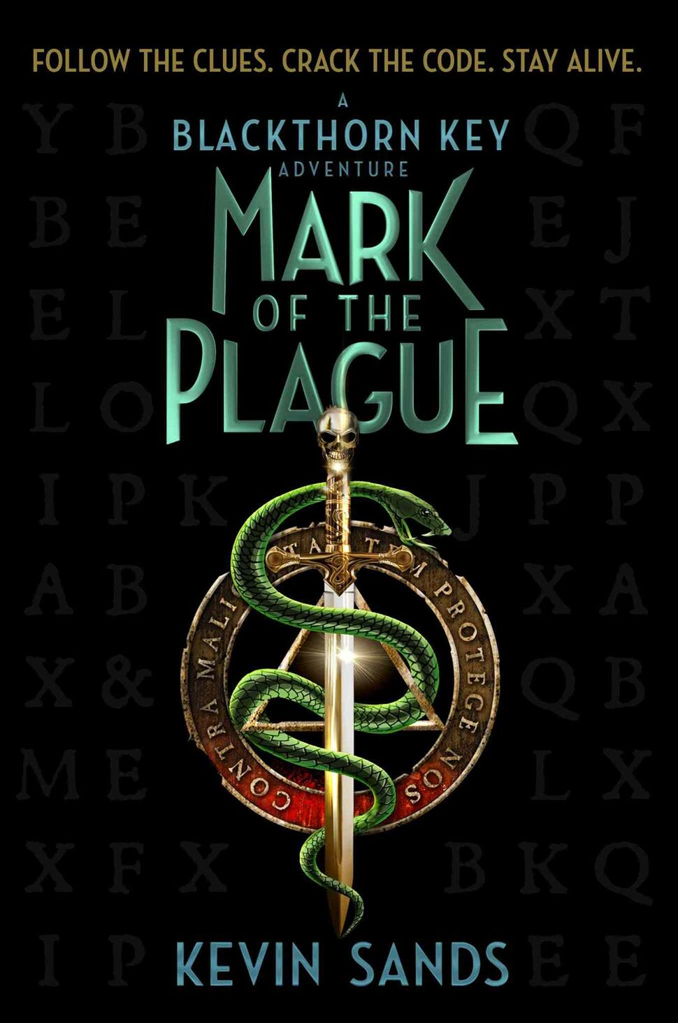 <h3>Mark of the Plague</h3> <br/> By Kevin Sands <br/> <strong>For juvenile readers ages 8 to 12, this page-turning novel set in 17th-century London will intrigue and satisfy as young apprentice apothecary Christopher fights both the plague and evil opponents, and adds some riddles and codes as well.</strong> <br/> — Helen Norrie