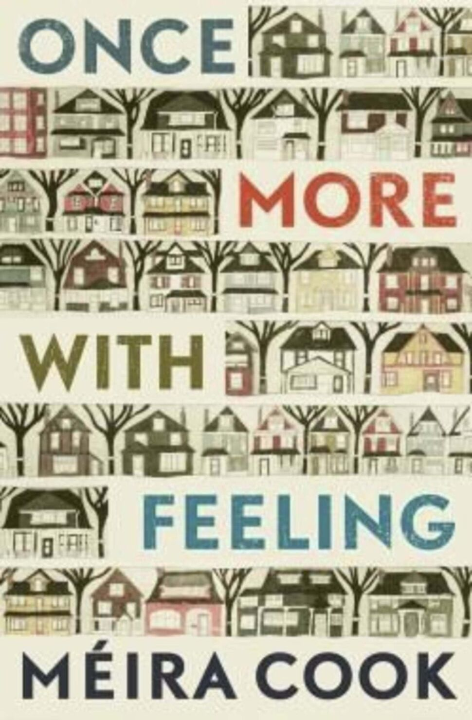 Once More With Feeling</p><p>By M&#233;ira Cook</p><p>House of Anansi, Sept. 23</p><p>Cook (Nightwatching, The House on Sugarbush Road), born in South Africa but now based in Winnipeg, sets her new novel in an unnamed Prairie city that will be familiar to local readers. The book follows the chain of events throughout the community that are set off by a man&rsquo;s desire to get his wife the perfect 40th birthday gift.</p>