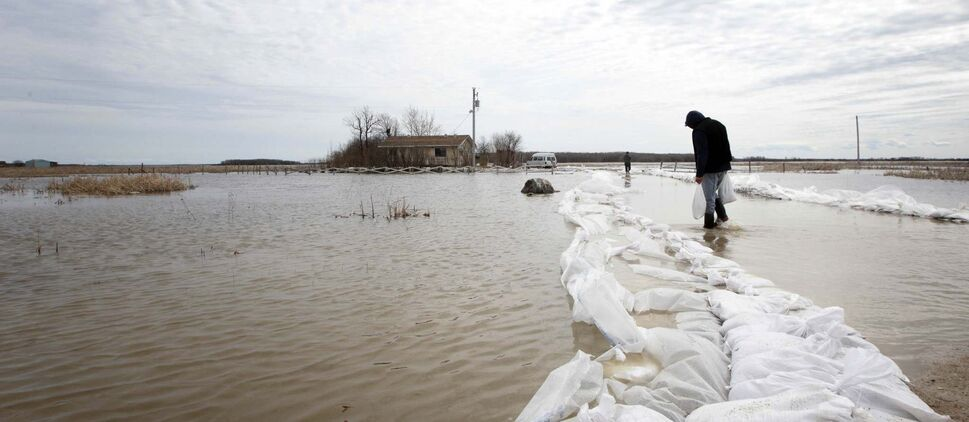 MIKE DEAL / WINNIPEG FREE PRESS FILES</p><p>An audit of a federal government program to rebuild four flooded Manitoba First Nations says the effort is disorganized, poorly resourced and plagued with delays.