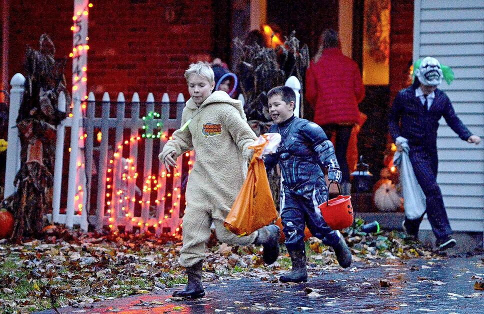 MPI says not a single child was killed in a motor vehicle collision while trick or treating in the last two years. (CP)