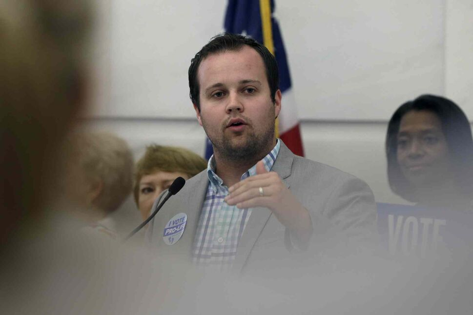 Josh Duggar (Danny Johnston / The Associated Press Files)