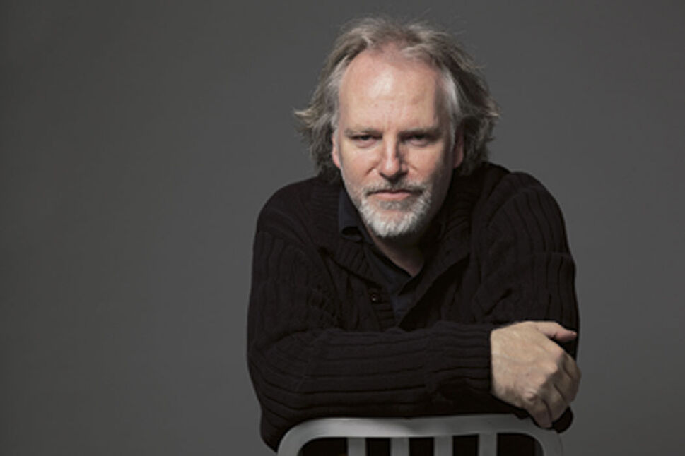 Guy Maddin: A visionary.  (Micheal Roberts / www.dualityphotographic.com)