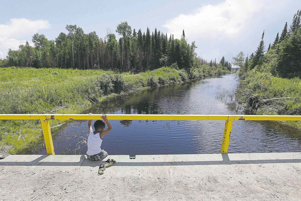 Shoal Lake 40 First Nation has been under one of the longest boil-water advisories in Canada. (CP)