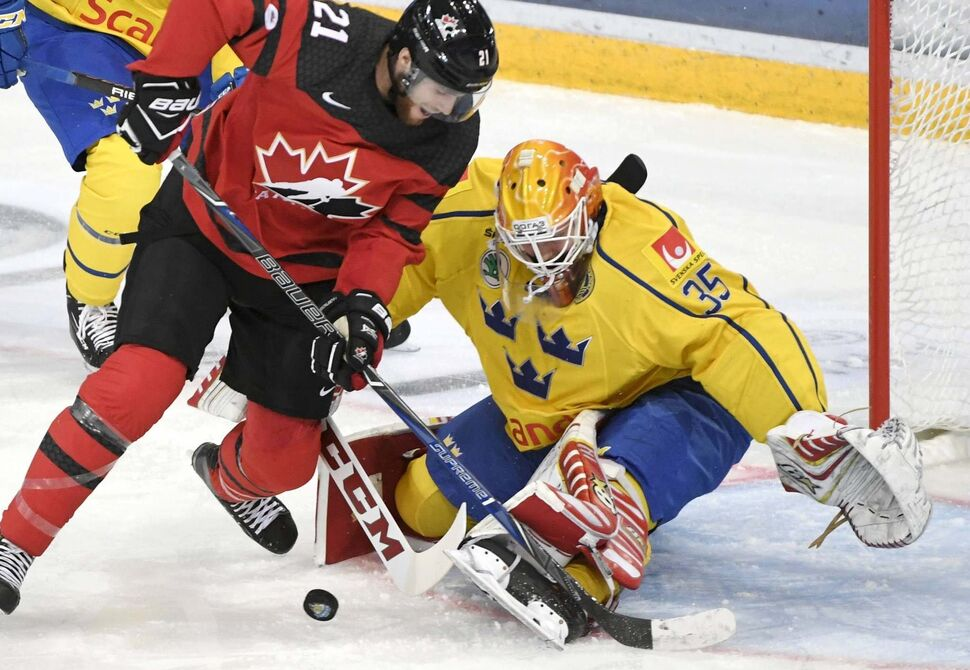 Oakbank's Quinton Howden is playing with Minsk Dynamo of the Kontinental Hockey League in Russia this season. Howden will play for Canada in the Winter Olympics next month.