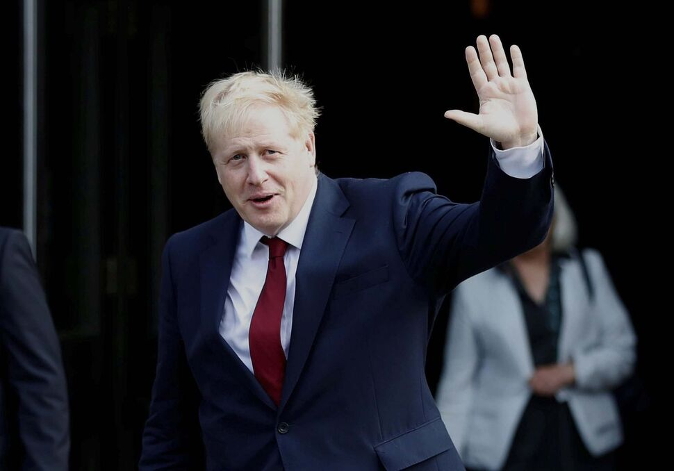 British Prime Minister Boris Johnson (Frank Augstein / The Associated Press Files)