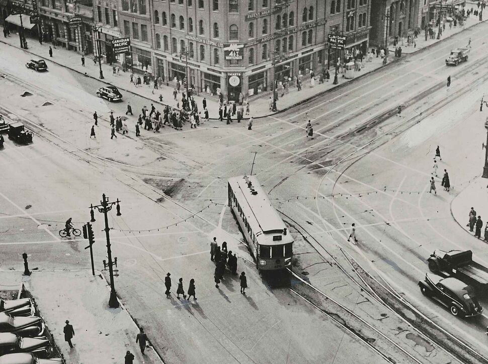 WINNIPEG FREE PRESS FILES <p/> The era of the streetcar as Winnipeg's chief means of mass transportation came to an end in 1956.