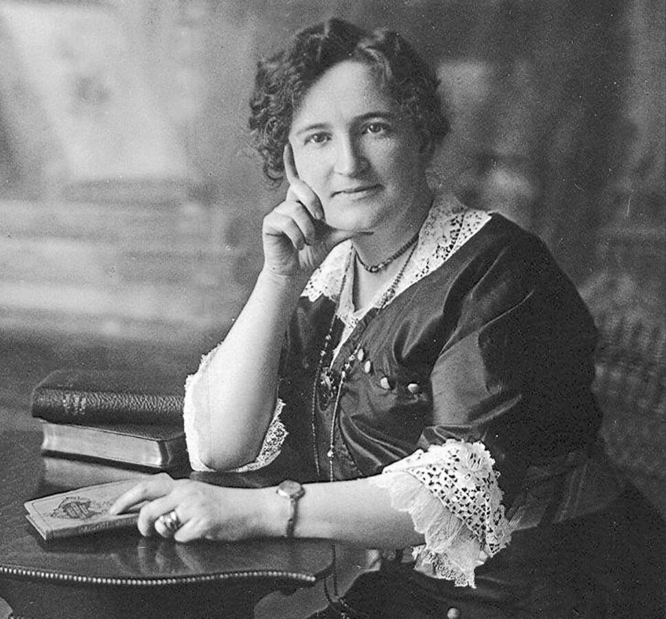 Nellie McClung  (C. Jessop / National Archives of Canada / The Canadian Press files)
