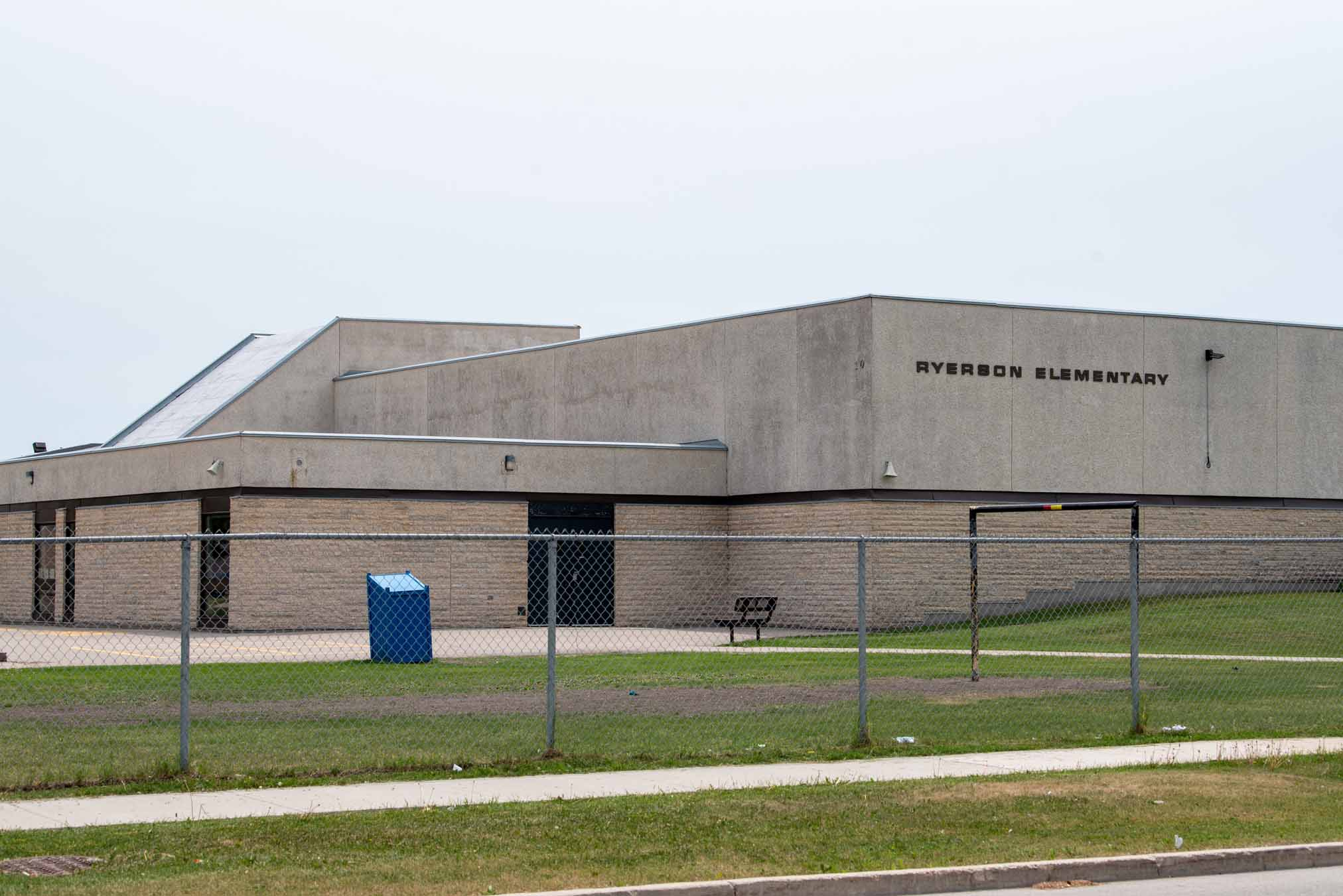 A similar process is currently underway in south Winnipeg to rename Ryerson School in the Pembina Trails School Division