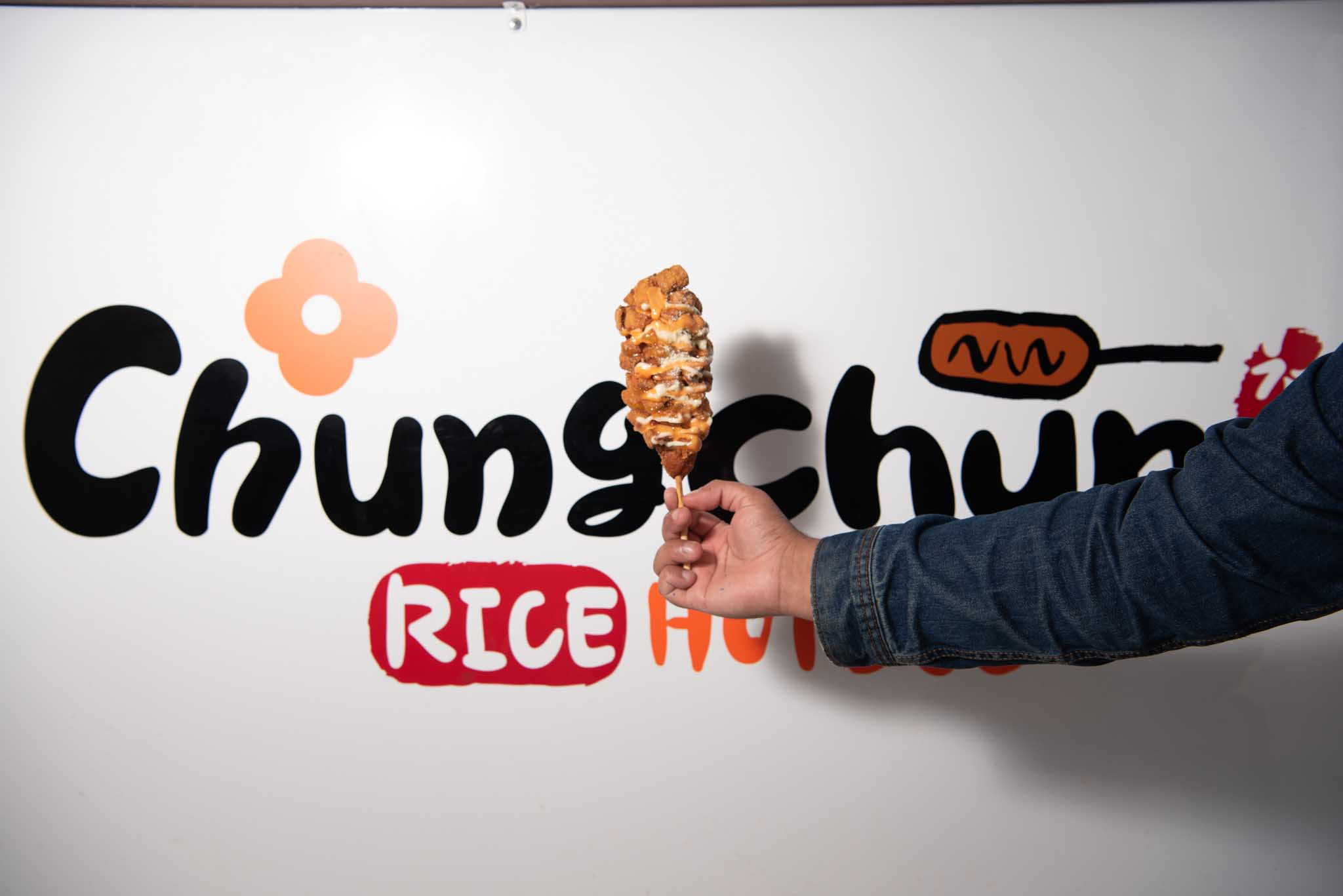 Khau's store is inspired by the rise in popularity of corn dogs capturing the flavours of South Korea.</p>