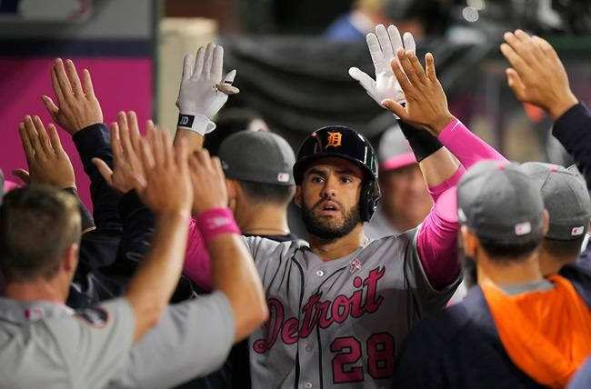 JD Martinez set to return tonight; Jim Adduci put on the DL