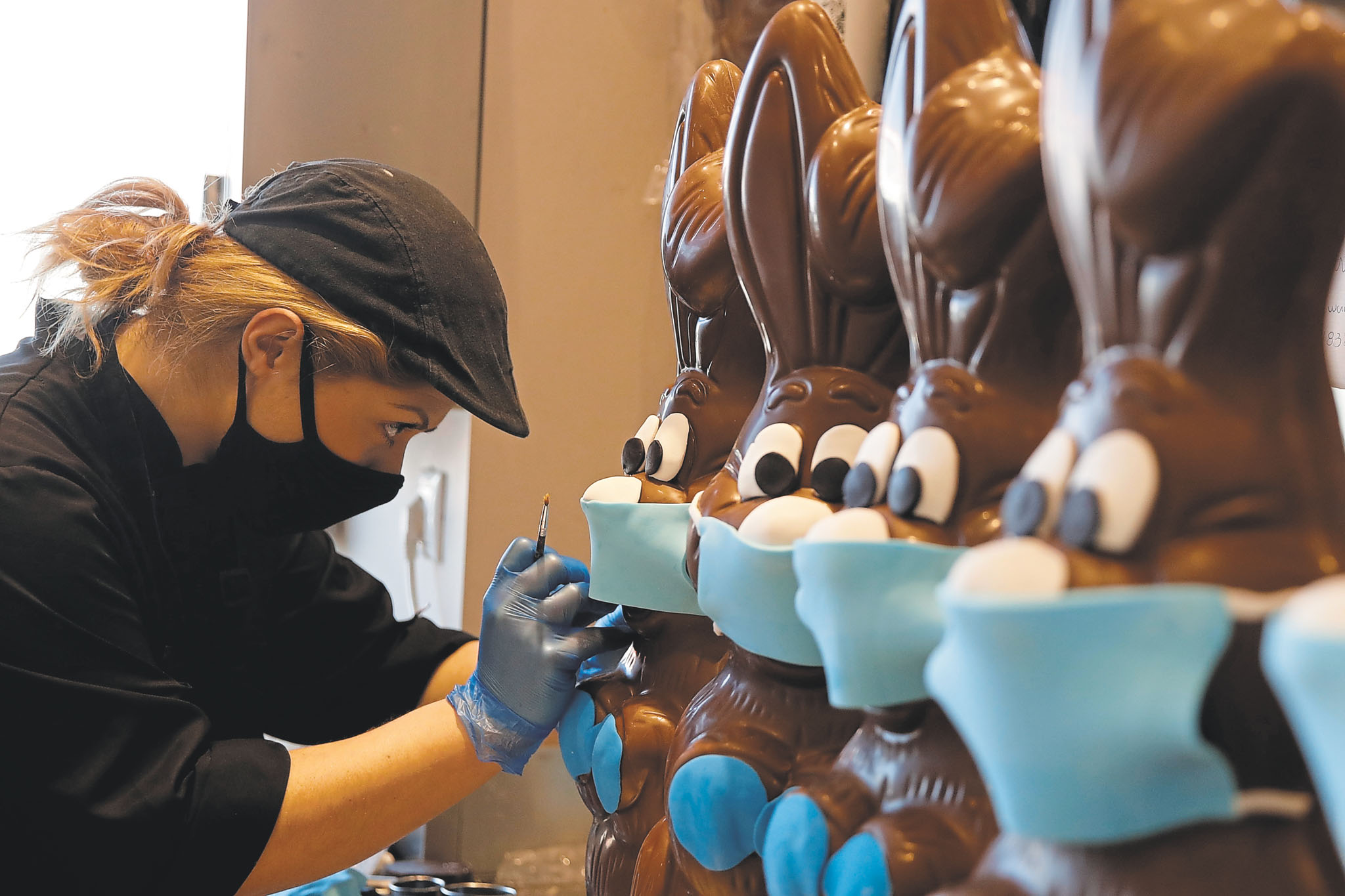 Politicians have been adding the Easter Bunny to the list of essential workers during the COVID-19 outbreak. That's a good thing, as cocoa-intensive treats aren't just delicious; they can also be good for you.
