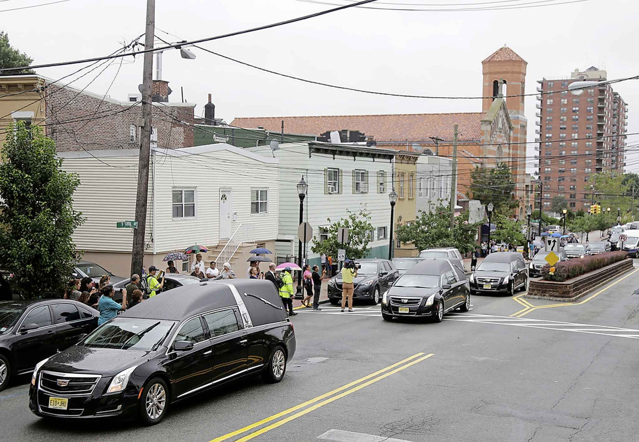 Police use to escort funeral service processions, but they no longer guard intersections unless the funeral is a high-profile event expected to attract an unusually large number of people. (Seth Wenig / The Associated Press Files)