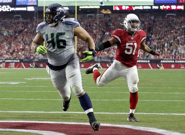 Minnesota Vikings vs. Seattle Seahawks set for noon Sunday