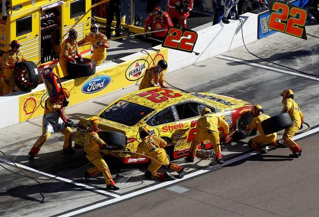 Joey Logano Wins at Phoenix to Advance in the Chase