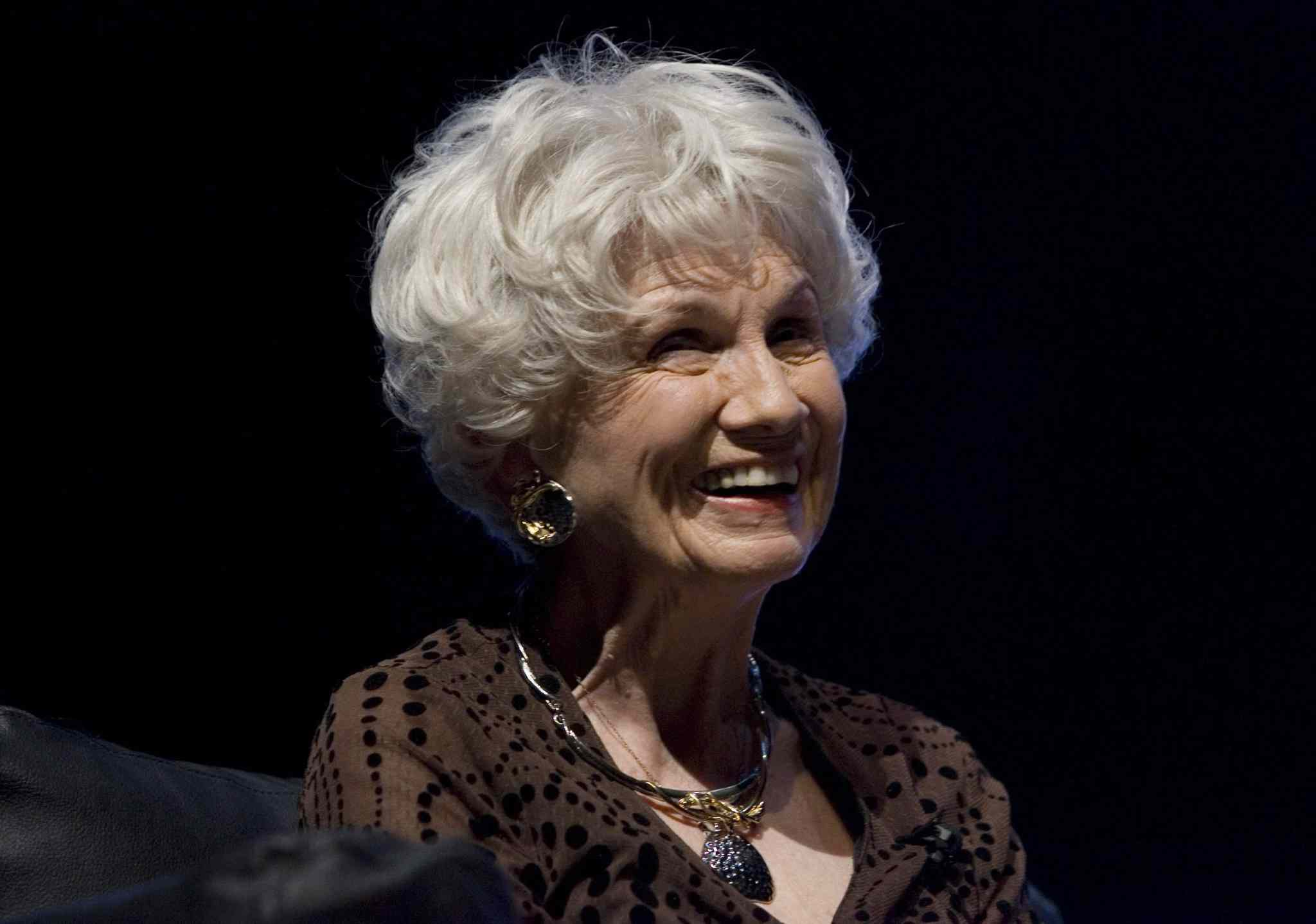 Alice Munro is the 110th Nobel laureate in literature and only the 13th woman to receive the distinction.