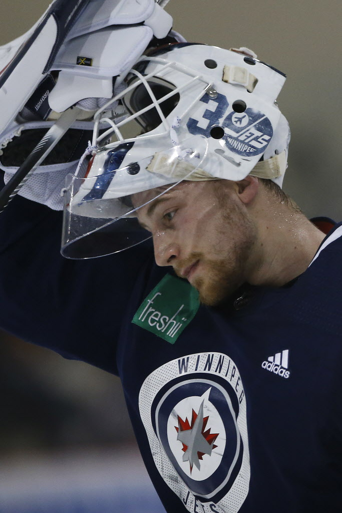 Francilia believes Brossoit is built for long-term success and will eventually be a No. 1 goalie in the NHL.