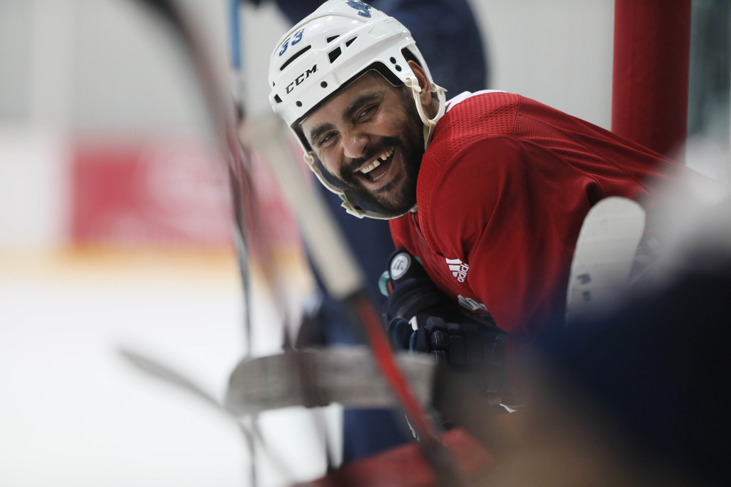 It was a common refrain that Byfuglien danced to the beat of his own drummer.