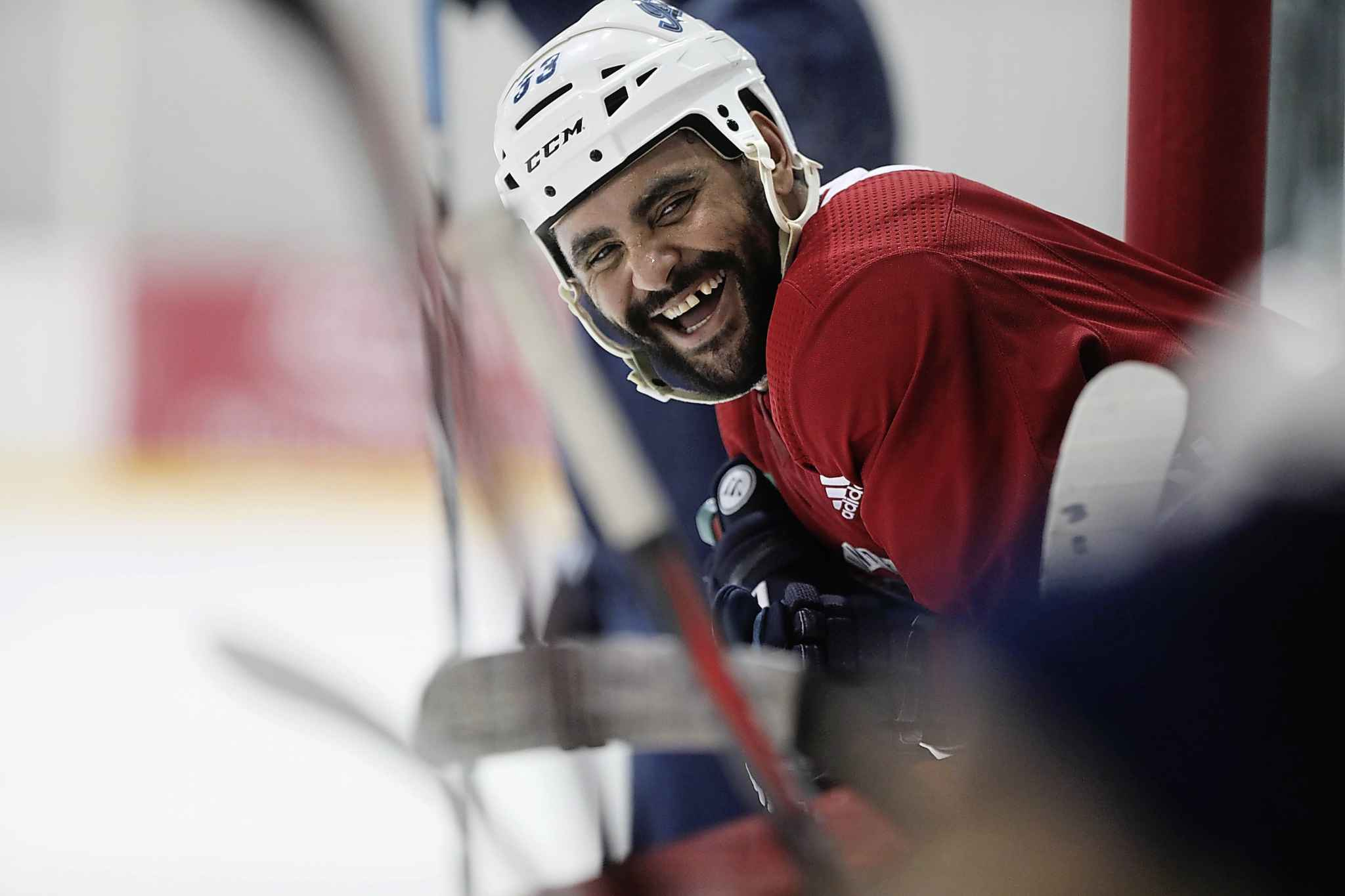 As far as NHL players go, Byfuglien has always marched to his own beat.
