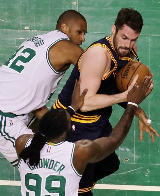 Cavs dominate Celtics by 44 points in Game two