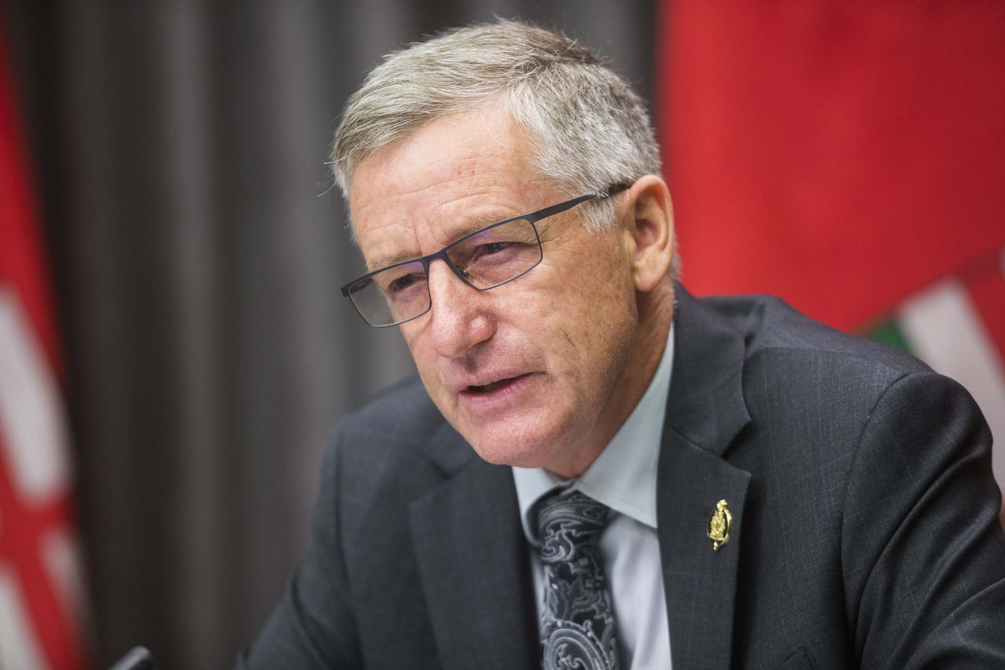 "In addition to Blaine Pedersen's comments that ""Climate is all about conservation,"" the premier stressed last summer watershed management is an important part of the government's ""Made-in-Manitoba Climate and Green Plan."""