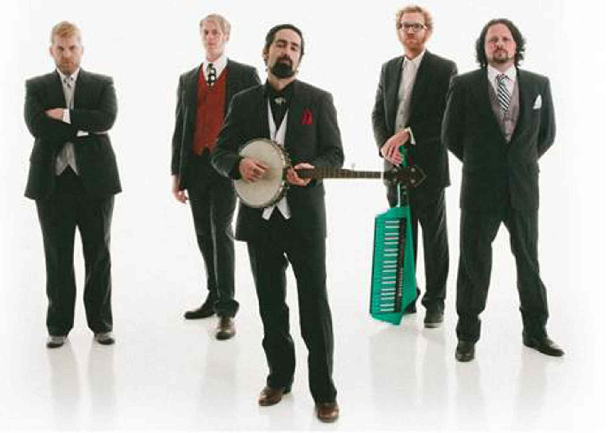 Blitzen Trapper is touring in support of its 2013 album, VII, their seventh album.