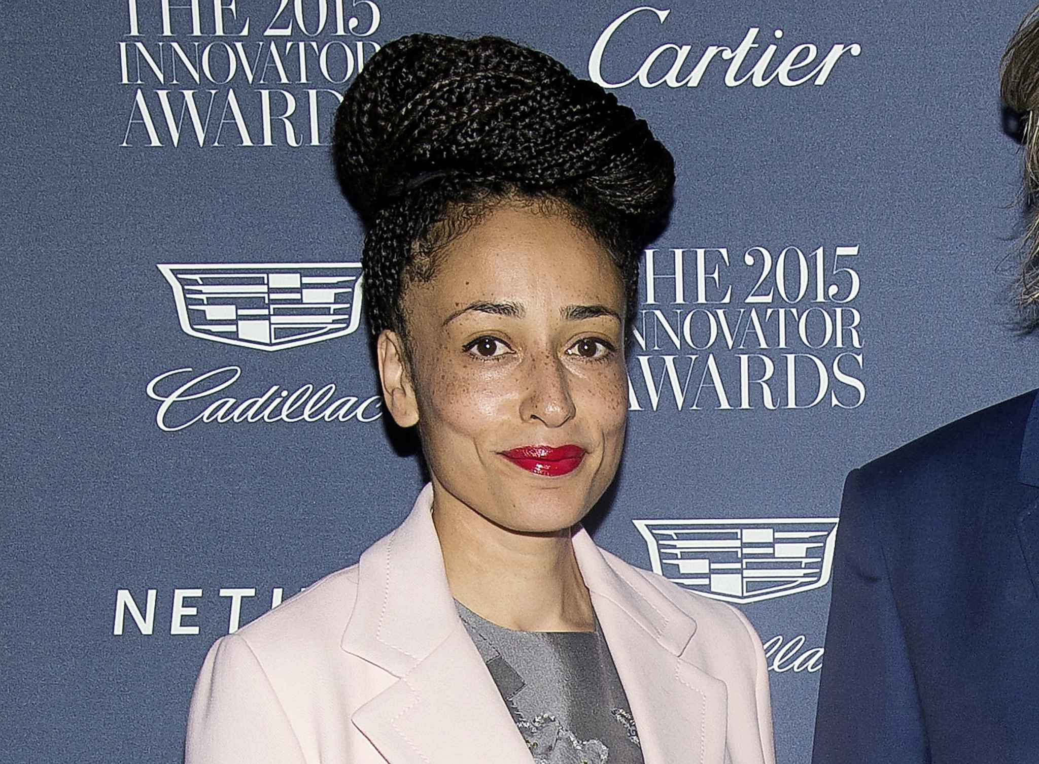 Zadie Smith (Charles Sykes / Invision files)