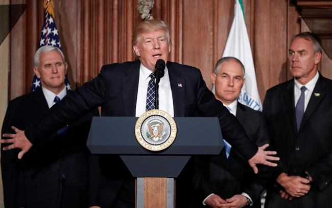 No decision yet on staying in Paris climate accord