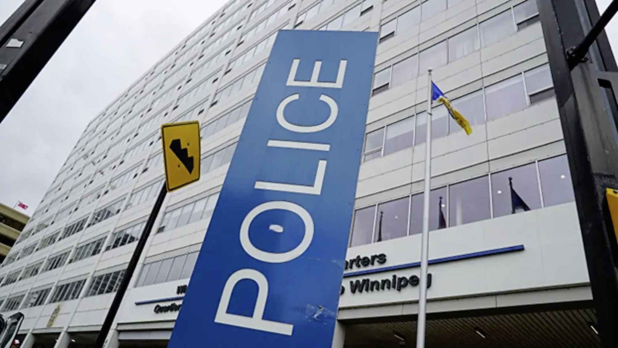 Documents obtained by CBC News show Mounties recommended laying 'criminal charges relating to financial crimes' in connection with the construction of the downtown Winnipeg police headquarters, with an estimated value of over $33 million. (Jaison Empson / CBC)