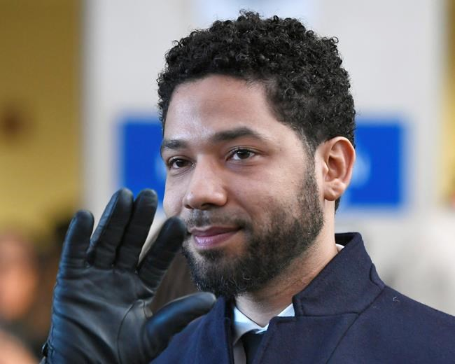 Brothers sue Jussie Smollett's lawyers, claiming defamation