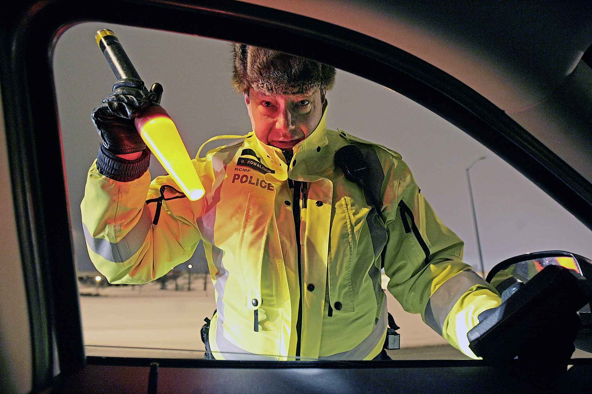 A new impaired-driving law rolled out across Canada Tuesday giving police the power to demand a breath sample, even if officers have no reason to suspect alcohol use.