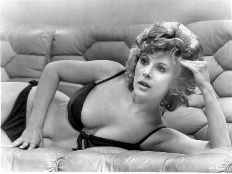 "Jill St. John in ""Diamonds Are Forever."" (Handout)"