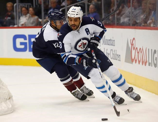 Matthias, Hutchinson lead Jets to 1-0 win over Avalanche