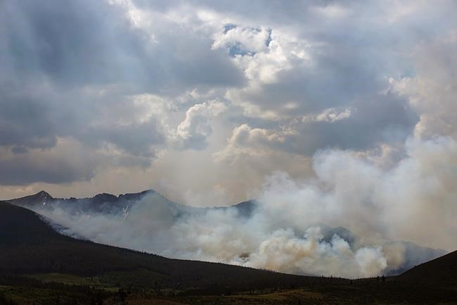 Breckenridge residents told to prepare to evacuate as wildfire spreads