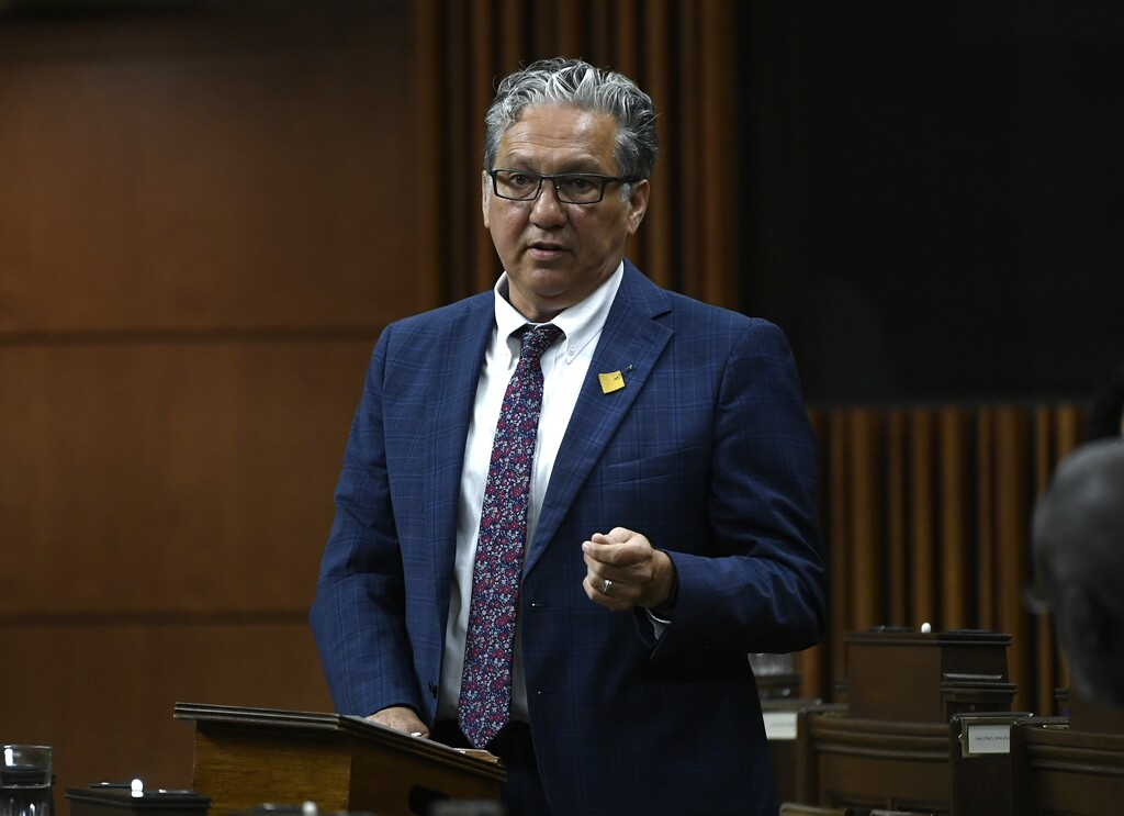 On Tuesday, St. Boniface-St. Vital MP Dan Vandal told a House committee that racism and police bias in Winnipeg have hardly changed in the three decades since the Aboriginal Justice Inquiry. (Justin Tang / The Canadian Press files)