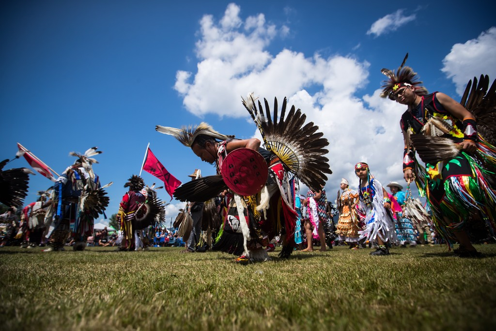 The Assembly of Manitoba Chiefs is working on establishing guidelines to limit the spread of COVID-19 at sun dances, powwows and other gatherings. (Darryl Dyck / The Canadian Press files
