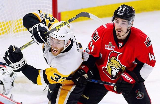 NHL: Ottawa Senators, center Jean-Gabriel Pageau agree to three-year contract