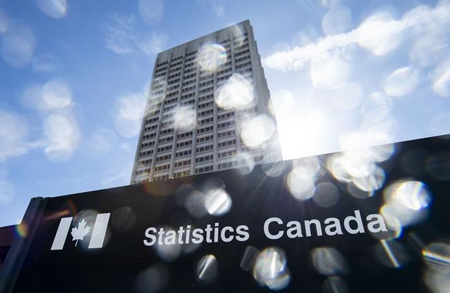 Statistics Canada's offices at Tunny's Pasture in Ottawa are shown on March 8, 2019. THE CANADIAN PRESS/Justin Tang