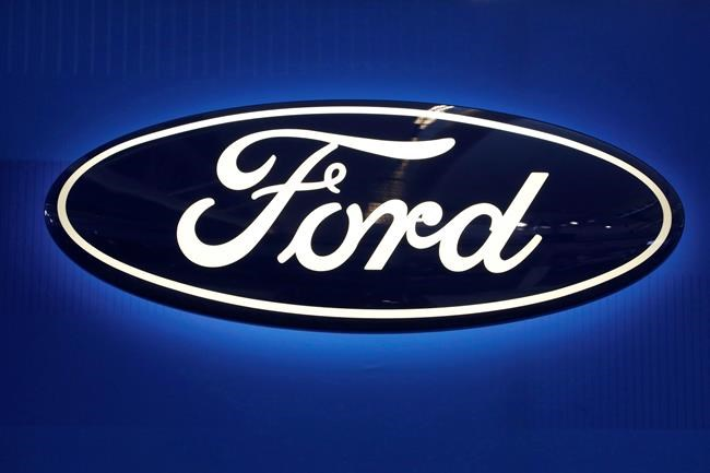 Ford recalling 53000 trucks that can roll away while parked