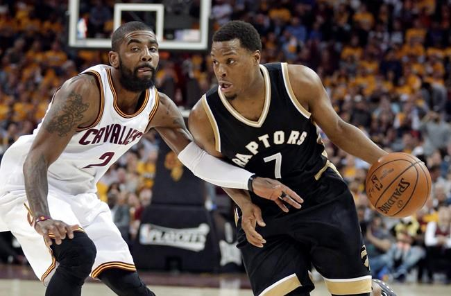 Cleveland Cavaliers and San Antonio Spurs win in National Basketball Association  play-offs