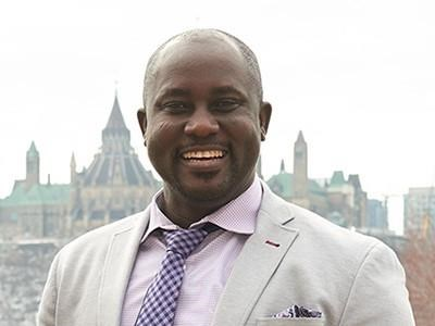 Dr. Pius Adesanmi is seen in an undated handout photo. Dr. Adesanmi was aboard the Ethiopian Airlines flight ET302, which crashed shortly after takeoff from Ethiopia's capital on Sunday morning, killing all 157 on board, authorities said, including 17 other Canadians. THE CANADIAN PRESS/HO-Carleton University, Josh Hotz, *MANDATORY CREDIT*