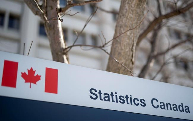 Statistics Canada's offices at Tunny's Pasture in Ottawa are shown on Friday, March 8, 2019. The Canadian economy posted its biggest monthly job loss since the financial crisis as the unemployment rate also pushed higher in November. THE CANADIAN PRESS/Justin Tang
