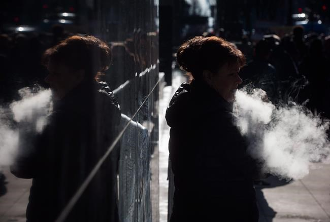 New case of vaping-related illness in Quebec brings national total to 8