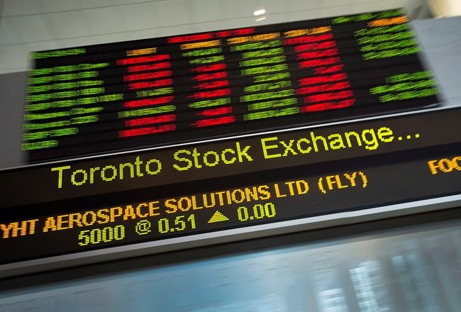Energy and materials help S&P/TSX composite trade higher, U.S. stocks also up