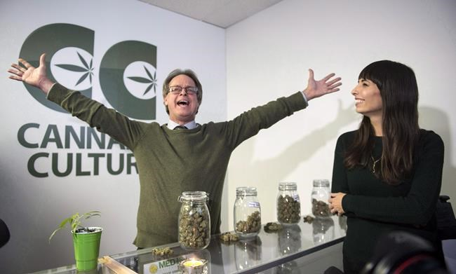'Cannabis Culture' Shops Raided After Marc Emery's Arrest class=