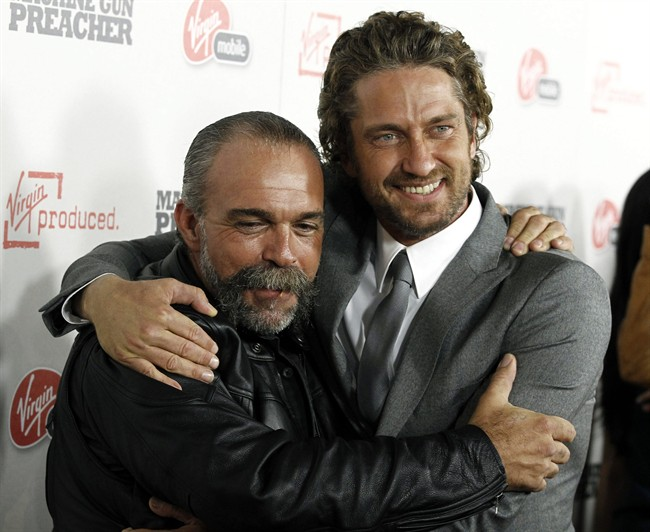 Machine Gun Preacher Not Your Typical Based On A True Story