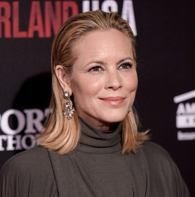 Maria Bello new book