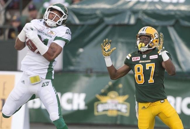 Roughriders release defensive back Cox for domestic violence incident