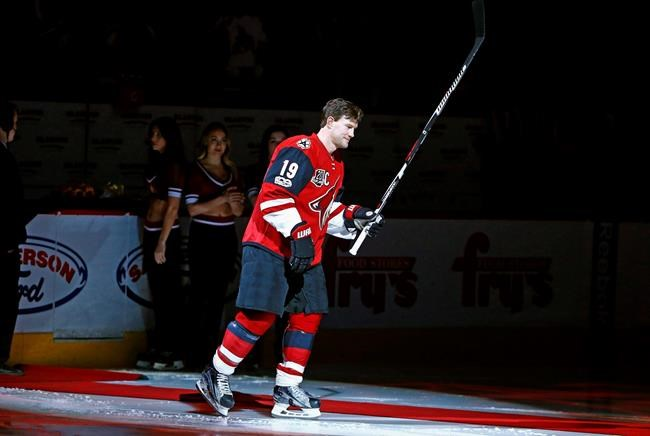 Coyotes won't offer captain Shane Doan a contract